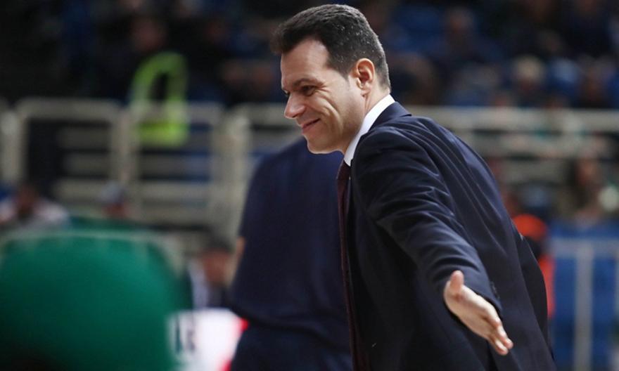 Ιτούδης: «Έξυπνη απόφαση η διακοπή, εξαιρετικός ο Σφαιρόπουλος»