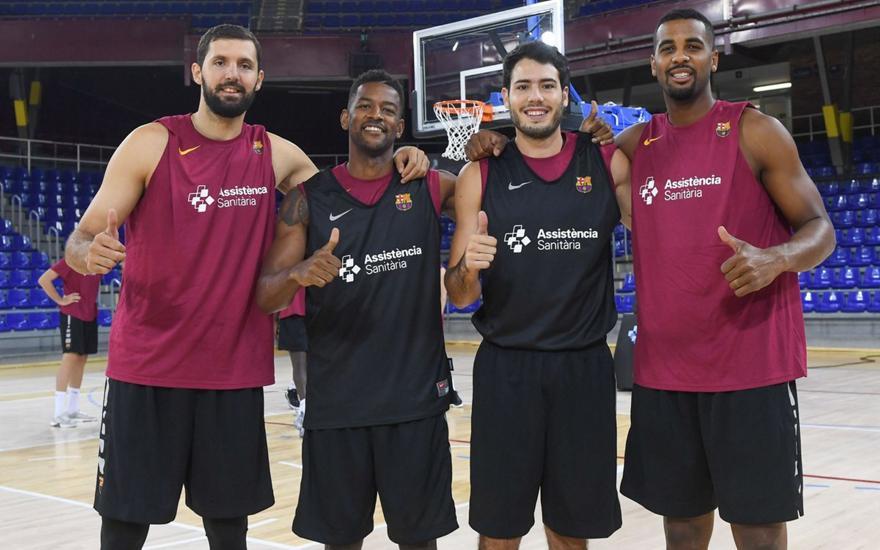 Παίκτες Μπαρτσελόνα: «Η Ευρωλίγκα έδειξε ότι σκέφτεται την υγεία μας»