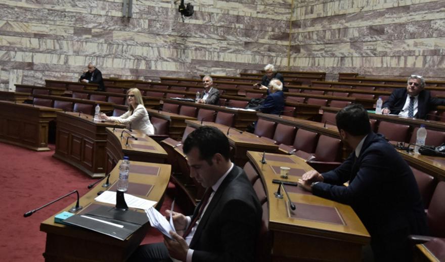 Προανακριτική: Νέα λίστα υπόπτων και μαρτύρων - νέος καυγάς ΝΔ - ΣΥΡΙΖΑ