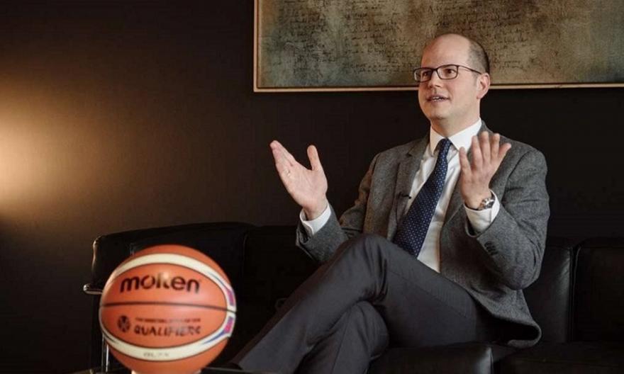 Συζήτηση FIBA-ΠΟΥ για επιστροφή στη δράση