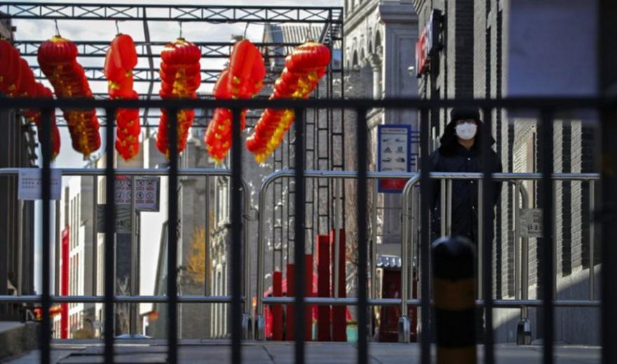 Κίνα: Δύο νέα κρούσματα κορωνοϊού