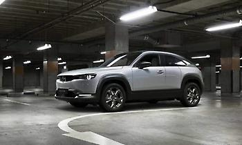 Η Mazda ξεκινά την παραγωγή του πρώτου της ηλεκτρικού αυτοκινήτου Mazda MX-30