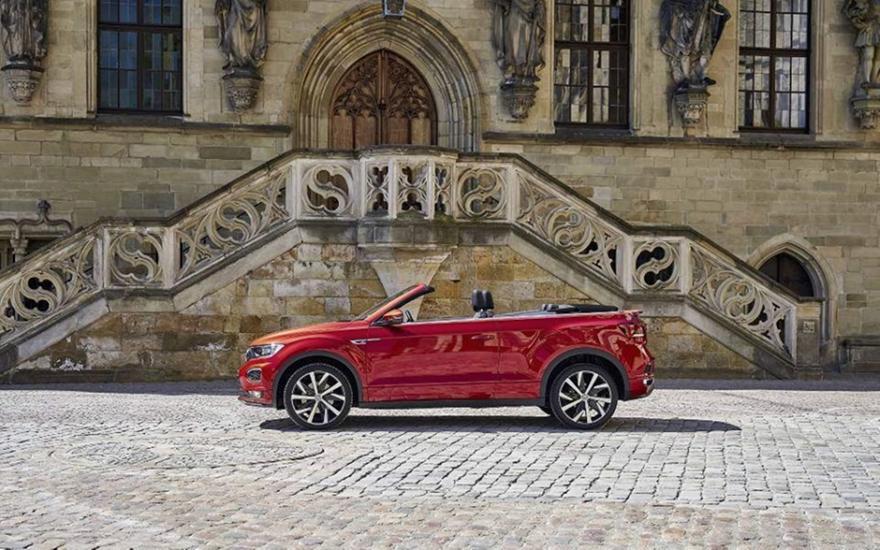 Ξεκίνησε η παραγωγή του νέου Volkswagen T-Roc Cabriolet