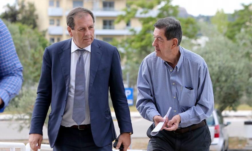 Πανταζόπουλος στον ΣΠΟΡ FM: «Ευγενικά αποχώρησε ο Μάκης Αγγελόπουλος από το ΔΣ του ΕΣΑΚΕ»