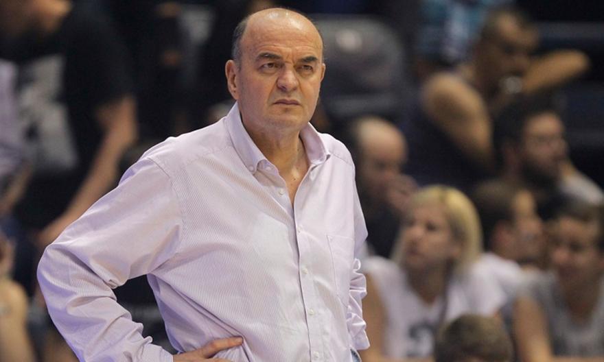 Βουγιόσεβιτς: «Η FIBA έχασε την κορυφαία διοργάνωση και φταίνε οι Στάνκοβιτς και Βασιλακόπουλος»