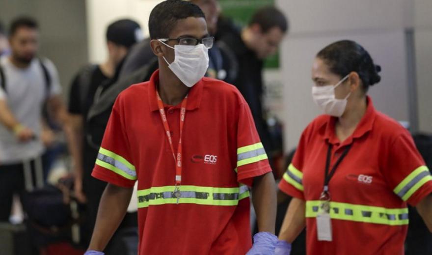Βραζιλία: Ρεκόρ 26.417 νέων κρουσμάτων μόλυνσης από τον κορωνοϊό