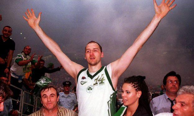 Ντίνο Ράτζα: Αναμνήσεις από το σημαδιακό για τον Παναθηναϊκό τίτλο του 1998 (pic)
