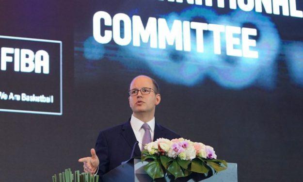 FIBA: Ο Ανδρέας Ζαγκλής στη Συντονιστική Επιτροπή των Ολυμπιακών Αγώνων 2028