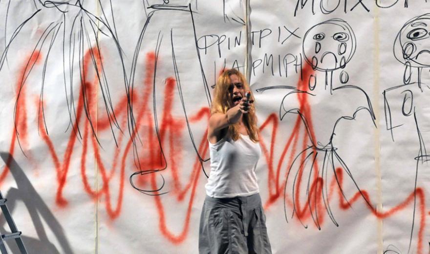 Στη Δικαιοσύνη Φιλοζωική για ταινία της Λένας Κιτσοπούλου με σφαγή ζαρκαδιού