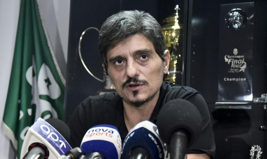 Την Τετάρτη στις 14:00, με ζωντανή μετάδοση η συνέντευξη Τύπου του Γιαννακόπουλου