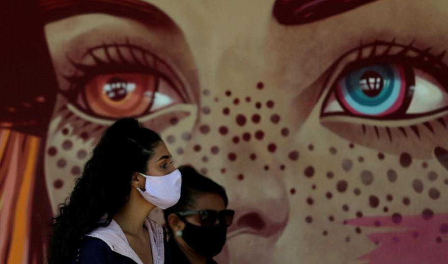 Κορωνοϊός: Τέταρτη σε νεκρούς πλέον η Βραζιλία