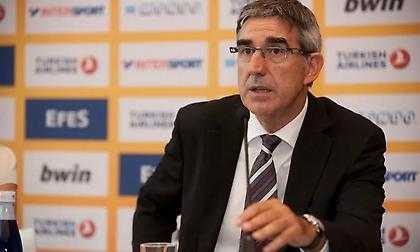Μπερτομέου: «Πιστεύω πως ο Παναθηναϊκός θα μείνει στην Ευρωλίγκα»