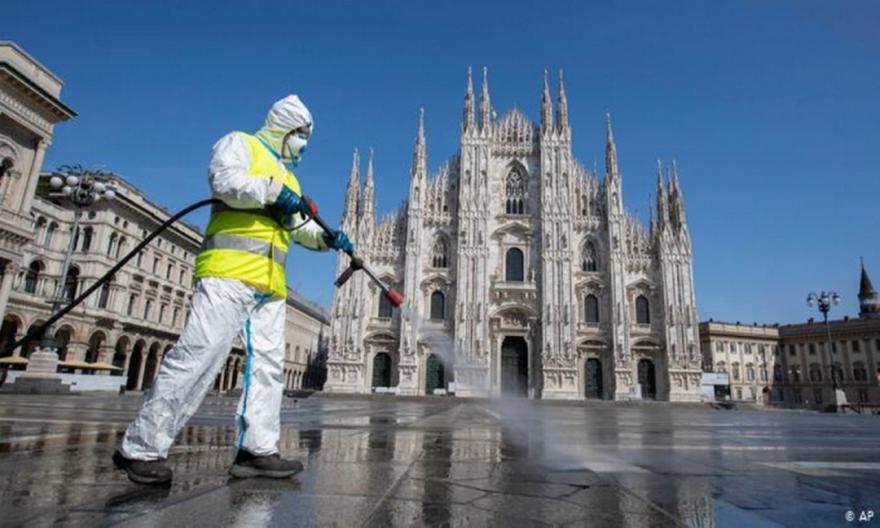 Ιταλοί γιατροί υποστηρίζουν ότι «ο κορωνοϊός έχει αποδυναμωθεί»