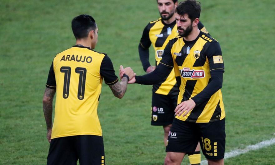 Κετσετζόγλου: «Παίζει ο Ολιβέιρα - Γυρνά νωρίτερα ο Αραούχο - Κοιτά καλύτερους του Τάνκοβιτς η ΑΕΚ»