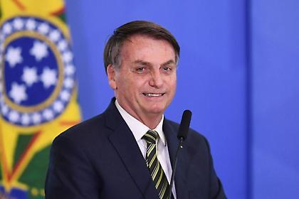 Μπολσονάρου: «Δεν υπάρχει κίνδυνος, πρέπει να συνεχιστεί το πρωτάθλημα»
