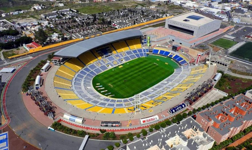 Με κόσμο τα εντός έδρας ματς της Λας Πάλμας