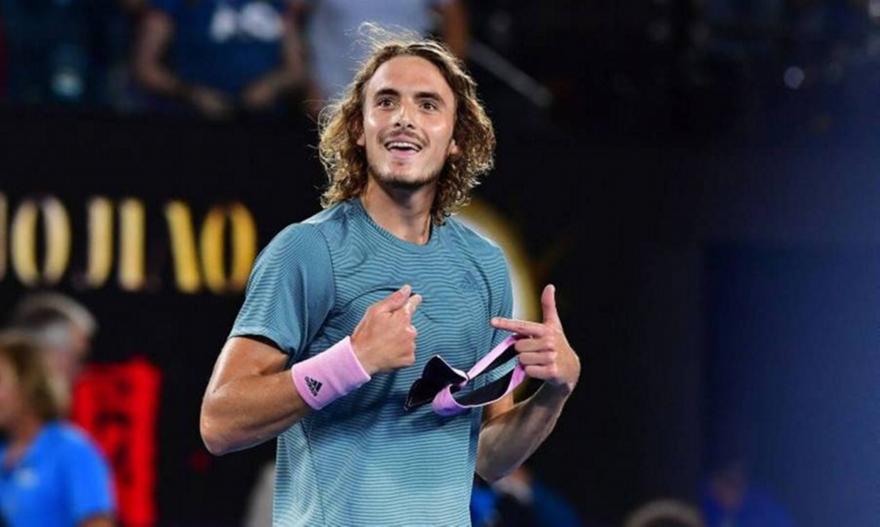 Τσιτσιπάς: «Υπερβολική η δήλωση για το Grand Slam, πρέπει να πάω βήμα βήμα»