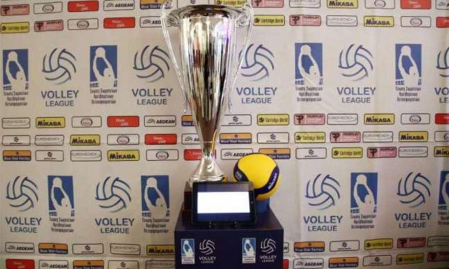 Στο τελικό στάδιο για την έναρξη των ημιτελικών της Volley League