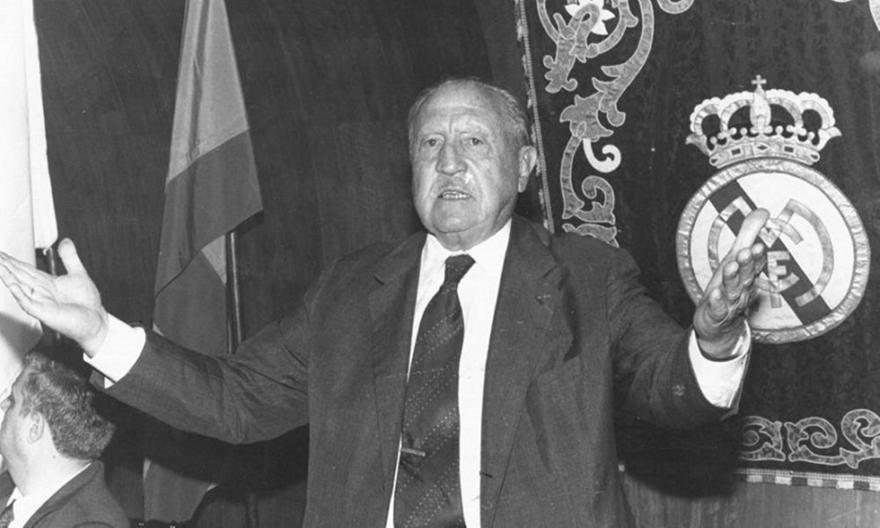 Σαν σήμερα: Έφυγε από τη ζωή ο εμβληματικός πρόεδρος της Ρεάλ Σαντιάγο Μπερναμπέου