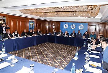 Τέλη Αυγούστου η σέντρα για τη νέα σεζόν στην Κύπρο