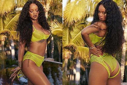 Η σούπερ σέξι φωτογράφιση της Rihanna (pics)