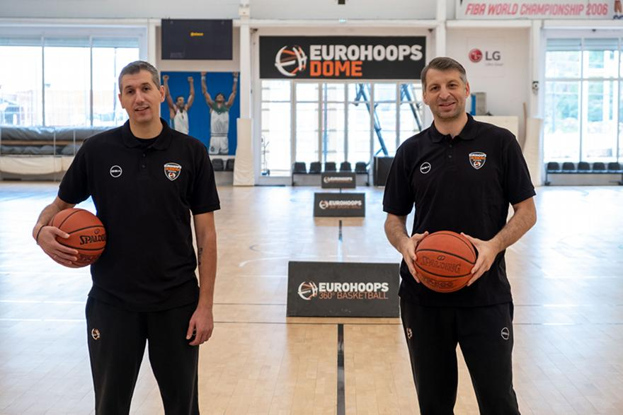 Εurohoops Academy: Ξεκινάνε οι προπονήσεις και για τους αθλητές κάτω των 13 ετών!