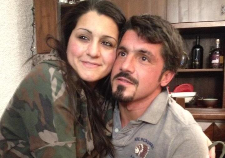 Θρήνος για Γκατούζο: «Έφυγε» από τη ζωή η αδερφή του