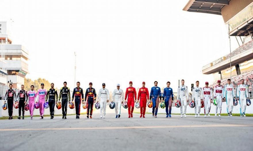 Τα μέτρα προστασίας που παίρνει η Formula 1 για τον κορωνοϊό