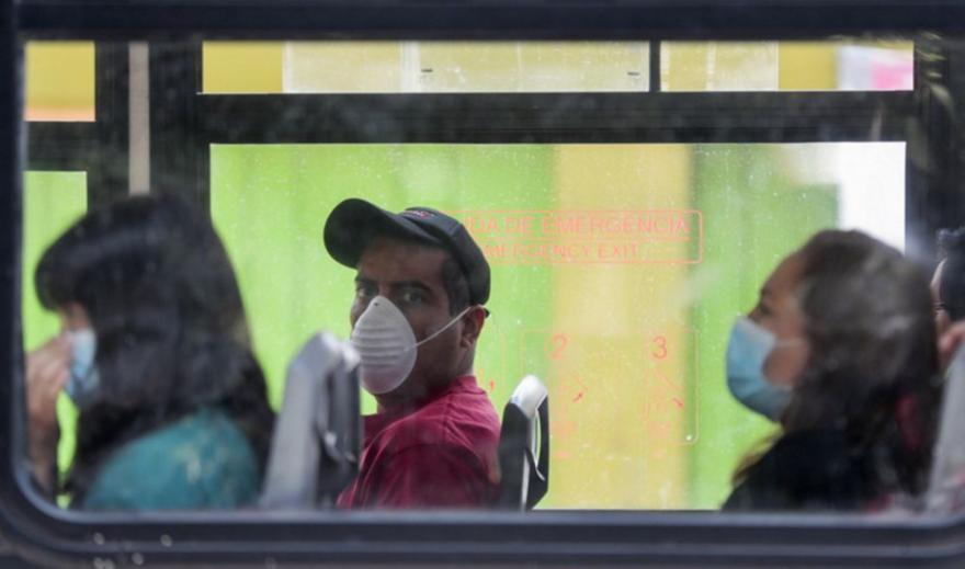 Μεξικό: Ρεκόρ κρουσμάτων μόλυνσης από κορωνοϊό σε μία ημέρα