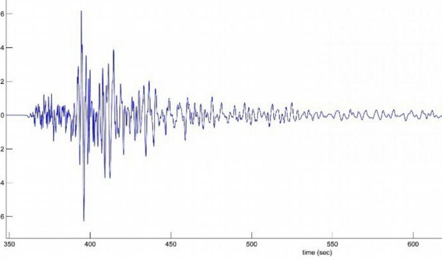 Χιλή: Σεισμός 6,8 βαθμών σημειώθηκε στο βόρειο τμήμα της χώρας