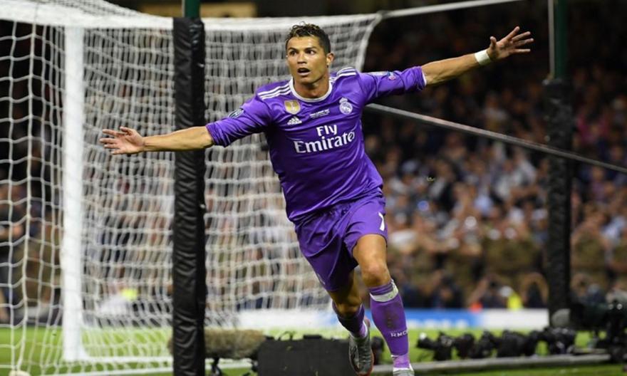 Κριστιάνο Ρονάλντο: Ο μοναδικός που έχει σκοράρει σε τρεις τελικούς Champions League