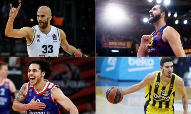 Ευρωλίγκα: Οι κορυφαίοι μάνατζερ παικτών!