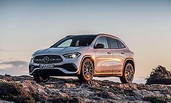Mercedes-Benz GLA: Ακόμα πιο επιβλητική