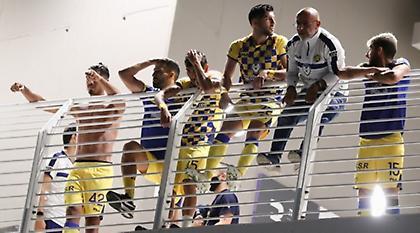 Πρόστιμο στη Μακάμπι για συνάθροιση οπαδών έξω από το γήπεδο