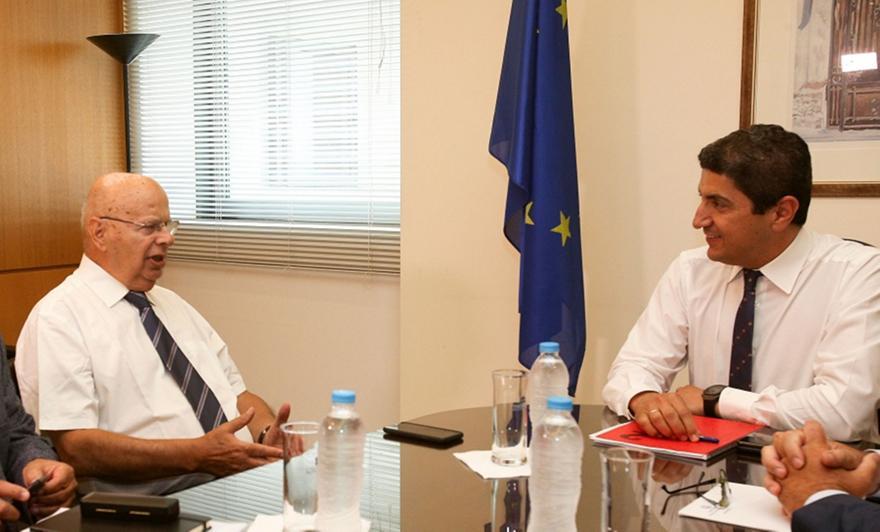 Επιστολή-αντίδραση ΕΟΚ σε Αυγενάκη για τη μείωση της επιχορήγησης