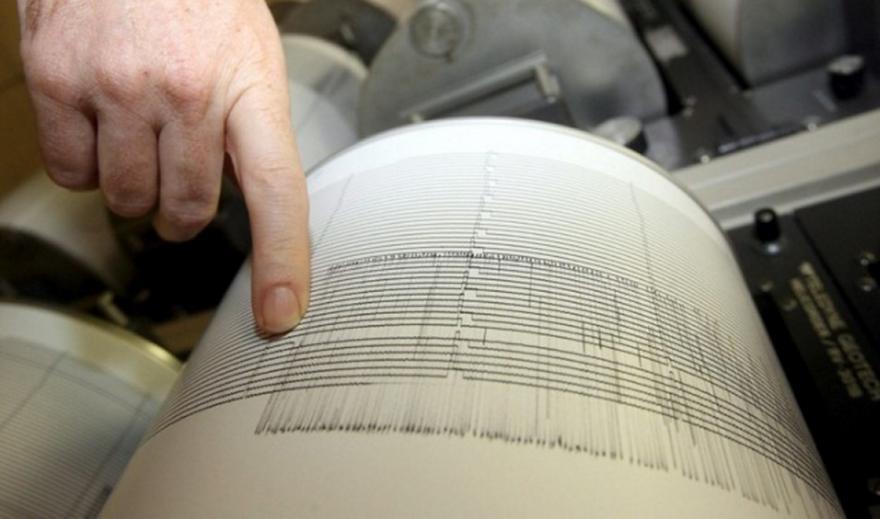 Σεισμικές δονήσεις βορειοδυτικά της Κάσου και δυτικά των Στροφάδων