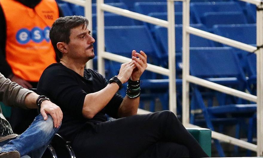 Γιαννακόπουλος σε Μπερτομέου: «Μήπως αγχώνεσαι;»