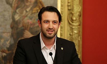 Γενικός Αρχηγός της ΑΕΚ ο Ηλίας Χατσίκας