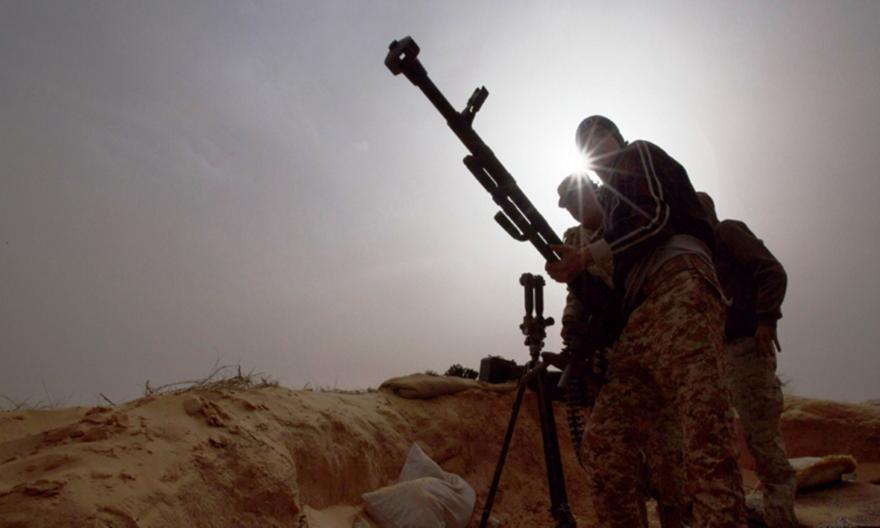 Ο στρατός του Σάρατζ κατέλαβε το τελευταίο προπύργιο του Χάφταρ στη δυτική Λιβύη