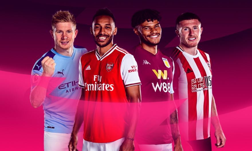 Premier League: Το πρόγραμμα των 3 πρώτων αγωνιστικών – Τότε θα γίνει το Μάντσεστερ Σίτι-Λίβερπουλ