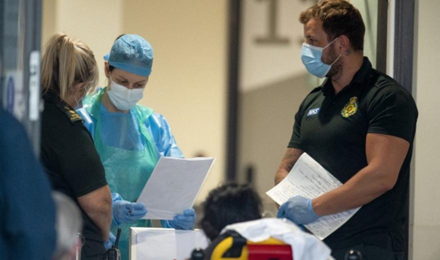 Επισήμως πάνω από 40.000 οι νεκροί από κορωνοϊό στη Βρετανία