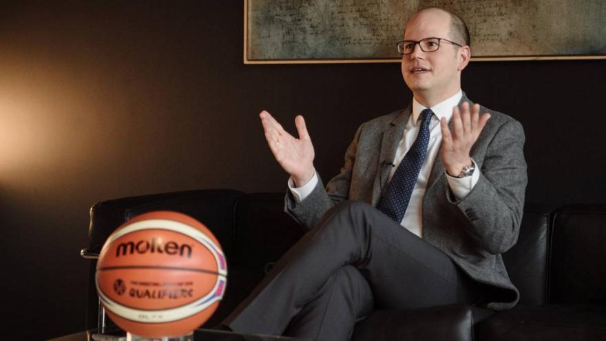 Ζαγκλής: «Είμαστε έτοιμοι να διαπραγματευτούμε με την Ευρωλίγκα για να βρούμε τη λύση»