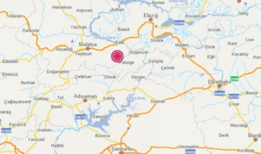 Σεισμός 5 βαθμών Ρίχτερ στην Τουρκία