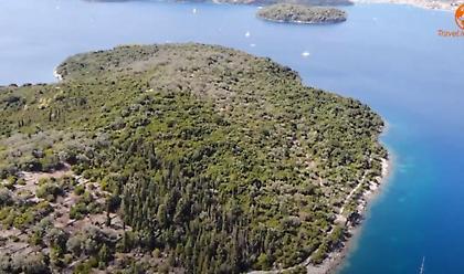 Το νησί που ανήκε στον Ωνάση και δεν απέκτησε ποτέ την φήμη του Σκορπιού (video)