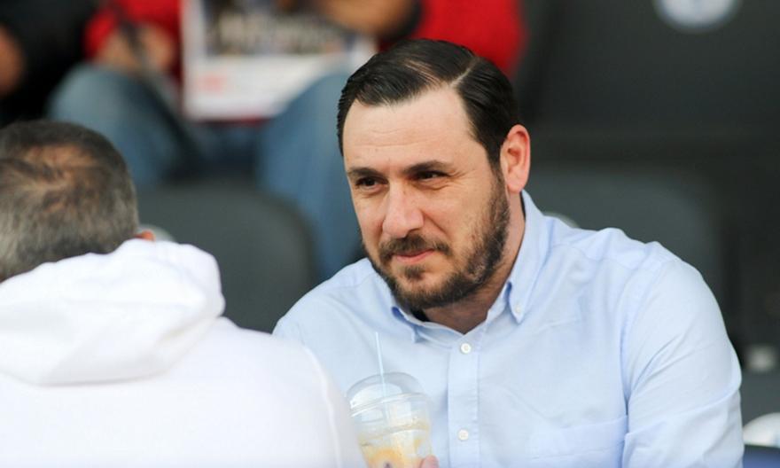 Λυσάνδρου: «Δεν θέλω να δώσω υποσχέσεις για επιστροφή των οπαδών στο γήπεδο, αλλά το συζητάμε»