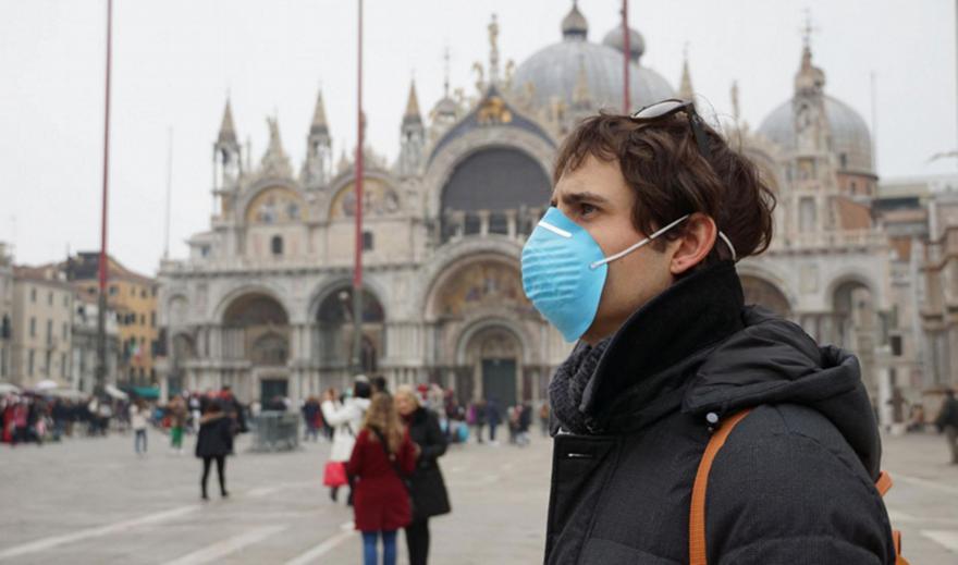 Kορωνοϊος-Ιταλία: Μείωση κρουσμάτων και θανάτων - Χωρίς νεκρούς 8 περιφέρειες