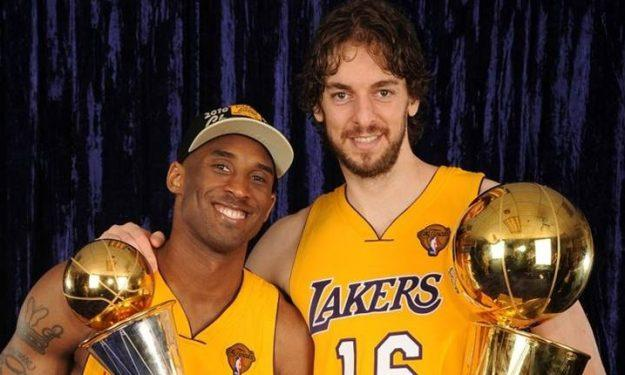 NBA: Η κορυφαία πεντάδα των Λέικερς την δεκαετία 2010-20 (photo)