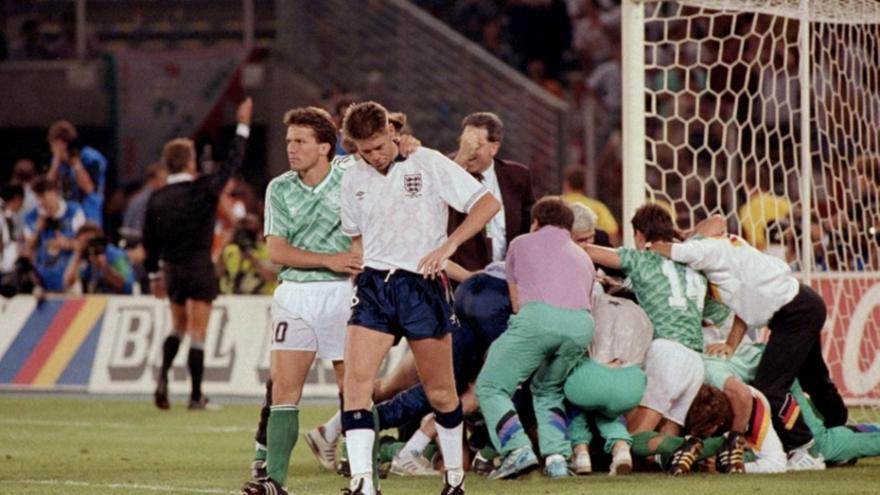 1990: Η χρονιά που η Αγγλία έφτασε τόσο κοντά, αλλά και τόσο μακριά από το Μουντιάλ