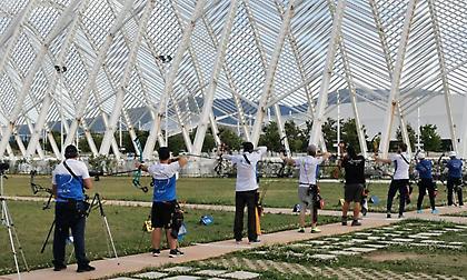 Οι πρώτοι αγώνες τοξοβολίας στην Ευρώπη την εποχή του COVID – 19  έγιναν στην Ελλάδα