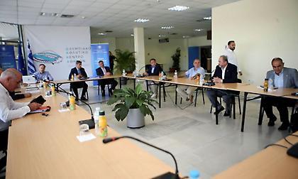 Aυγενάκης: «Είναι δέσμευση του Πρωθυπουργού ότι θα πάμε την Ελλάδα ένα βήμα πιο μπροστά»